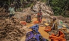 Price of gold: DRC's rich soil bears few riches for its miners – photo essay