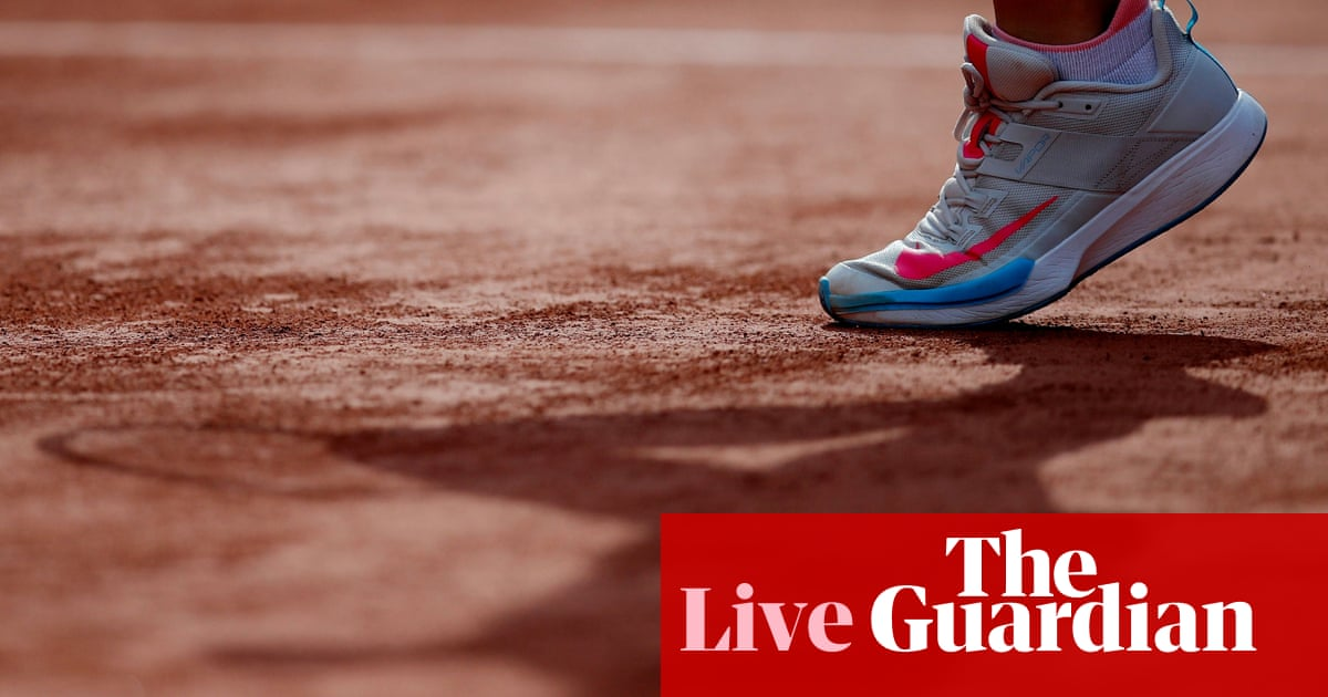 French Open: Alexander Zverev, Stefanos Tsitsipas and Serena Williams in action – live!
