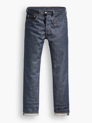 Jeans, £180, by Levi's