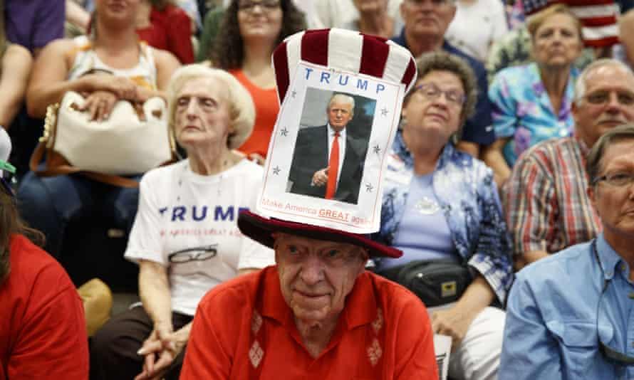 Trump supporters in Colorado