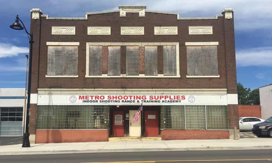 Metro Shooting Supplies in downtown Belleville