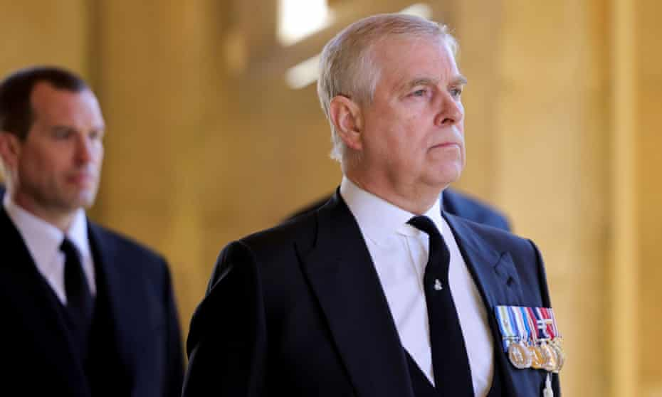 Prince Andrew has been served with an affidavit for a lawsuit from Jeffrey Epstein accuser Virginia Giuffre.