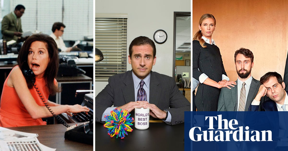 Office Lol Itics The Evolution Of The Workplace Sitcom Television