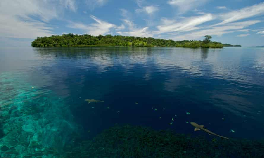 Many of the Solomon Islands are low-lying and prone to flooding from rising seas.