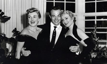 Scotty Bowers living it up in Hollywood's golden age.