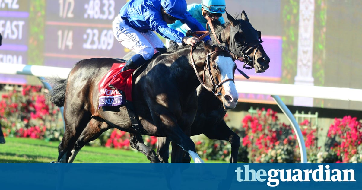 Godolphin at the double as Wuheida and Talismanic strike