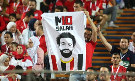 Egypt v DR Congo: Africa Cup of Nations 2019 –live!