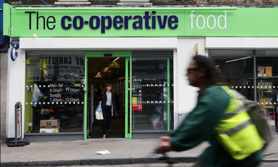 A Co-op food store