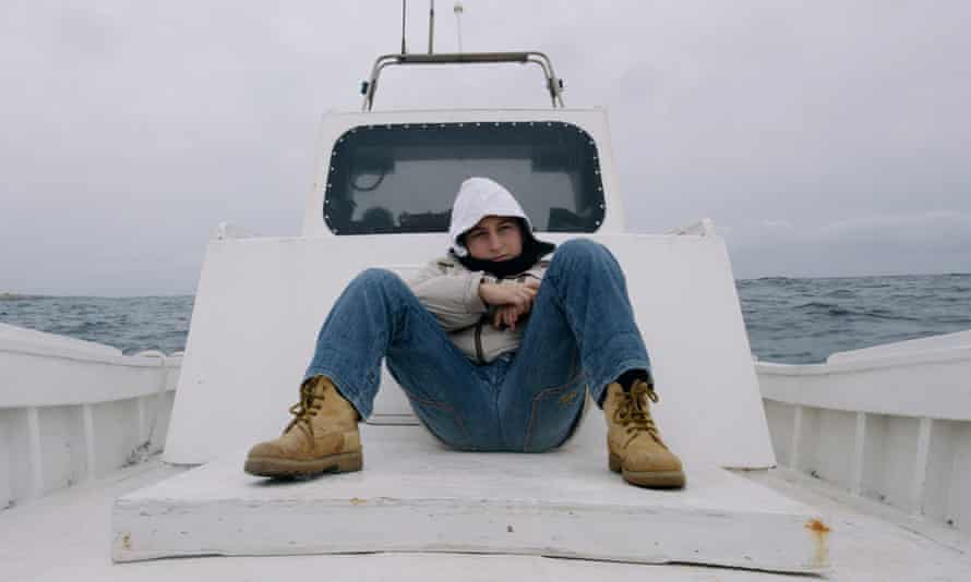 A documentary with evocative lyricism... Fire at Sea.
