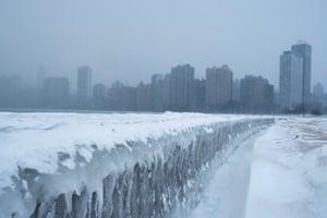 Fenomena Polar Vortex