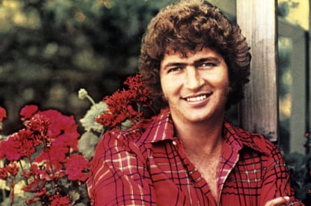 Davis during his solo career in the 70's.
