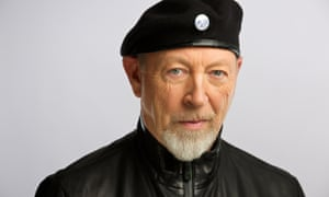 Boldly, ragingly alive … Richard Thompson.