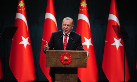 Erdoğan is both a bully and a menace. Europe ignores him at its peril