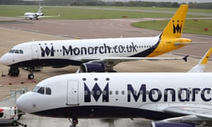 Monarch Airlines.