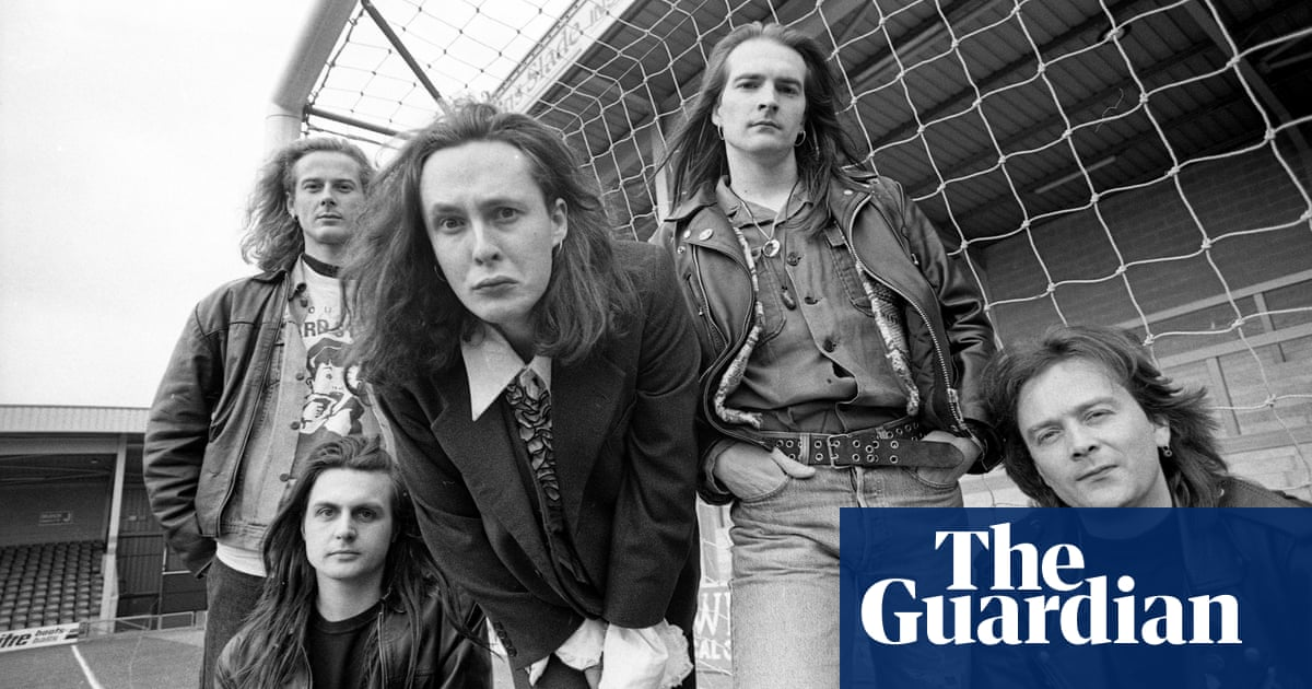 Wise Up Suckers How Grebo Rivalled Britpop As The Sound Of 90s