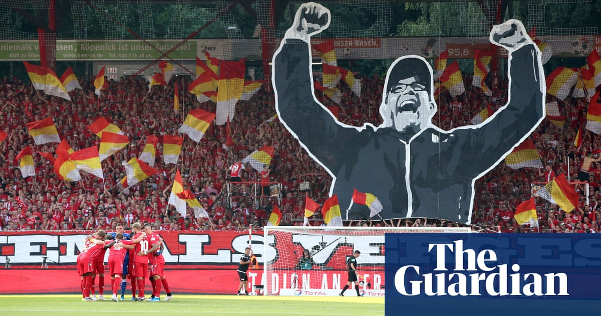 Union Berlin rock German football with the scalp of Dortmund | Andy Brassell