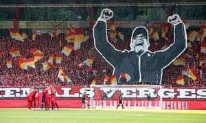 Union Berlin rock German football with the scalp of Dortmund