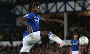 Moise Kean is 'a player with talent' and 'we won't allow him to go' said Everton's manager Marco Silva.