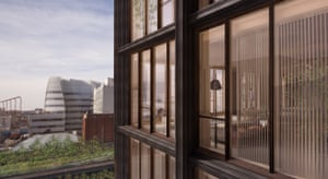 Located in Manhattan's West Chelsea neighborhood, 475 West 18th street is a 10-story residential condominium building designed immediately opposite the High Line