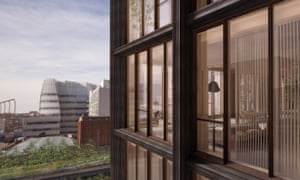 Located in Manhattan's West Chelsea neighborhood, 475 West 18th Street is a 10-story residential condominium building designed immediately opposite the High Line.