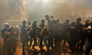 Israel faces outcry over Gaza killings during Jerusalem embassy protests – Trending Stuff