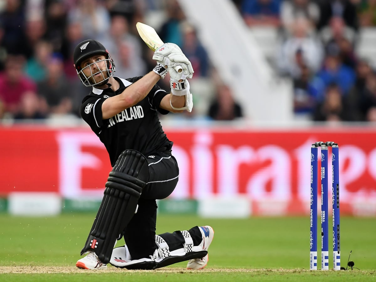 Kane Williamson guides New Zealand to narrow World Cup win over South Africa   Sport   The Guardian