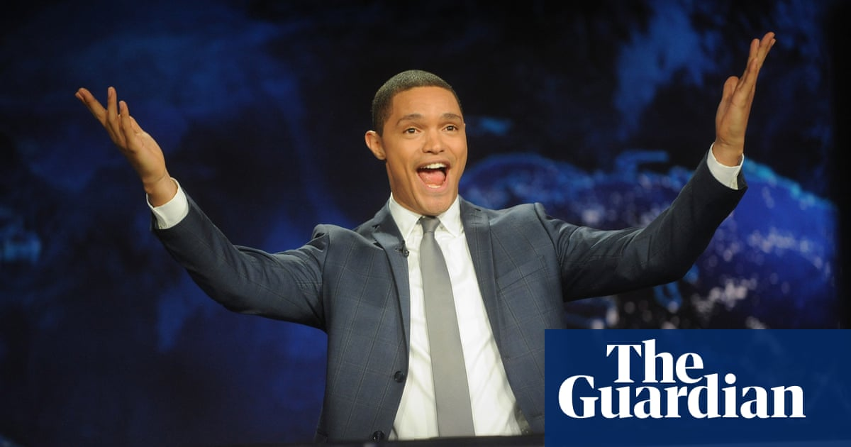 Born A Crime Trevor Noah Charts His Rise From South