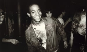 Crossing genres: a dancer at the Mudd Club in 1979.