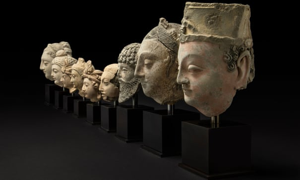 British Museum to return Buddhist heads looted in Afghan war