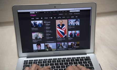 The BBC says detection vans can identify viewing on a non-TV device.