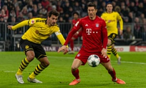 Borussia Dortmund (left) and Bayern Munich are two of the four Bundesliga clubs involved in the initiative.