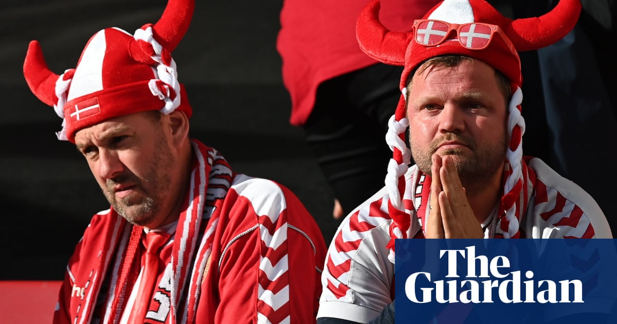 View from Denmark: Eriksen is one of us and that's why it hurt so much