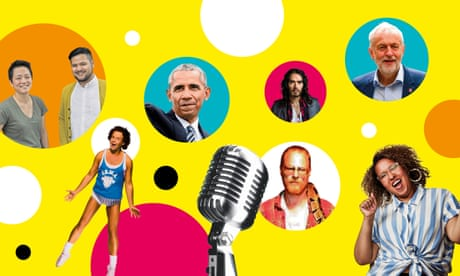 Best podcasts of 2017 part 1: from the buzziest to politics and brain food