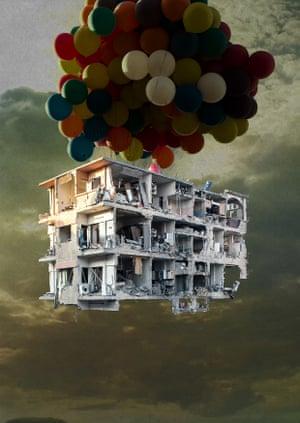 by Tamman Azzam, a Syrian artist