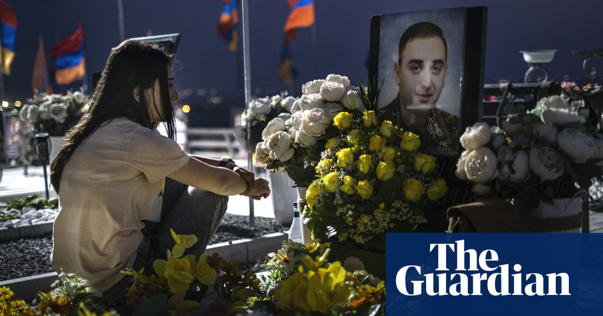 Armenia's efforts to identify war dead leave bereaved families without bodies