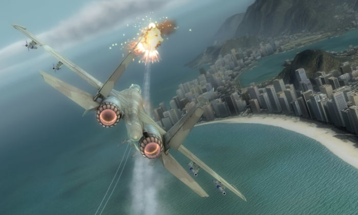 Top Guns: The six greatest flight shooters | Games | The