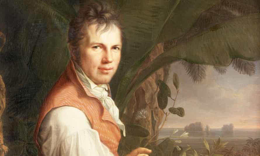 Alexander von Humboldt (c1806)