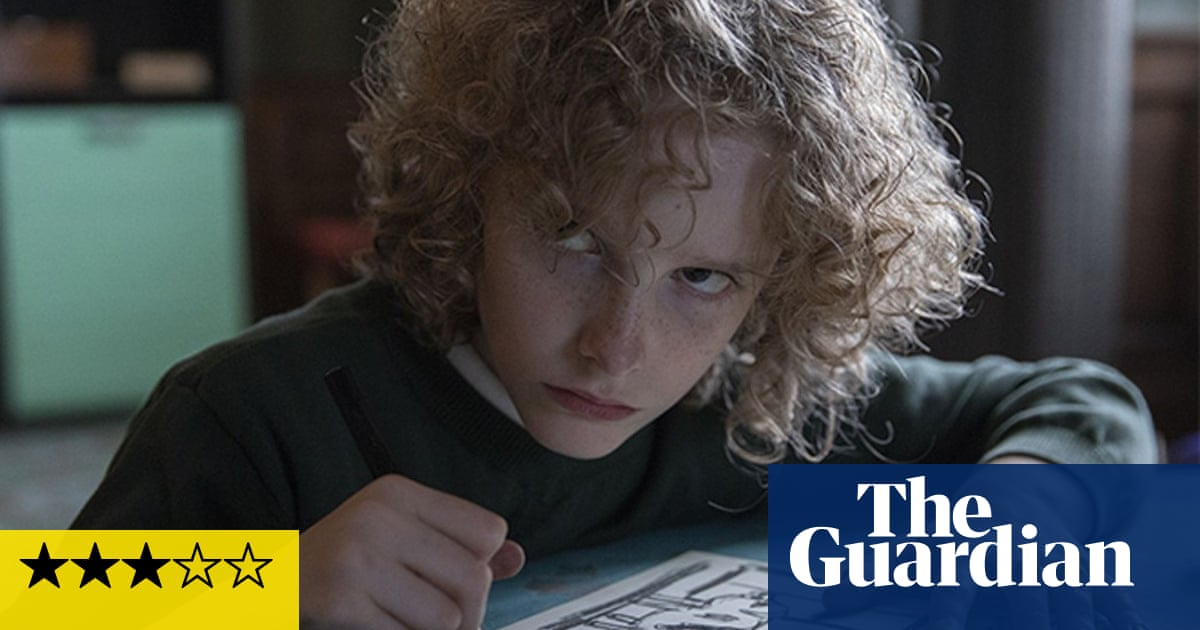 Repression review – mind games get bogged down in big ideas