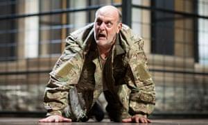 David Troughton as Titus Andronicus