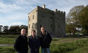 Hellifield Peel Castle.