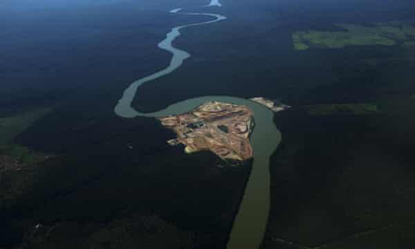Teles Pires river