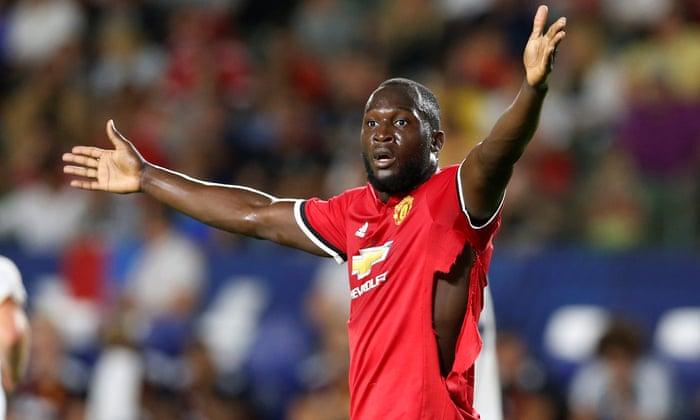 ed369efd1 LA Galaxy 2-5 Manchester United – as it happened