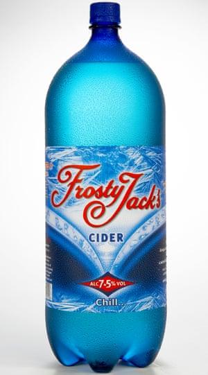 Frosty Jack's cider