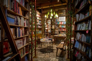 The celebrated Parisian bookstore has told readers it is facing 'hard times' as the Covid-19 pandemic has kept customers away