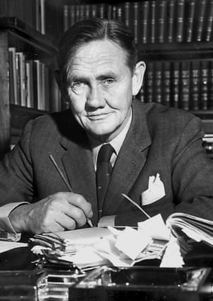 John Gorton, who became Australia's prime minister after the disappearance of Harold Holt in 1967.