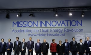 Breakthrough Energy Coalition COP21 World Climate Change Conference