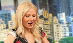 Gwyneth Paltrow is doing the food stamp challenge.