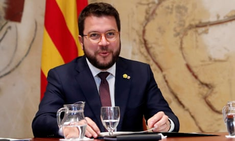 Catalan separatist leaders' trial may spark 'government of regional unity'