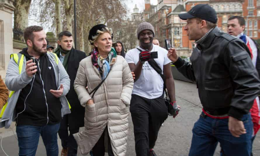 Anna Soubry, Femi Oluwole, James Goddard and others
