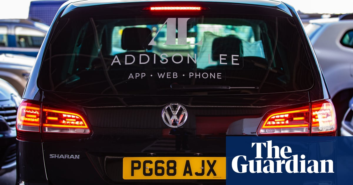 Thousands of Addison Lee drivers could receive payout over workers' rights